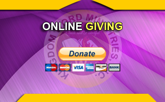 Kingdom Word Ministries Church Online Donation